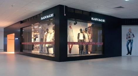 Фирменный магазин «SAVAGE»